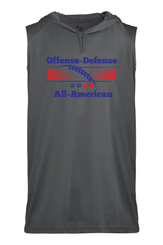 2020 All American Bowl Sleeveless Hoodie Set (Youth)