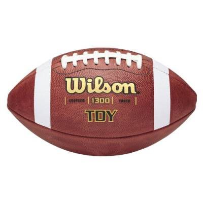 Game Ball Wilson TD Leather Series 1205 - 1382