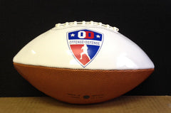 Official O-D Autograph Football