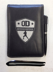 O-D Coaches Notepad