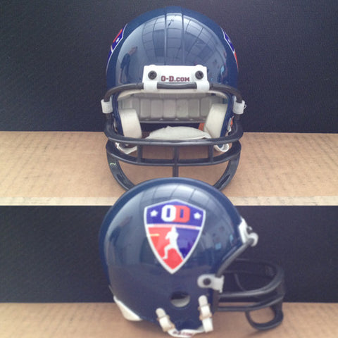O-D Mini Helmet - Blue