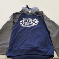 2017 All-American Bowl Navy/Gray Hoodie