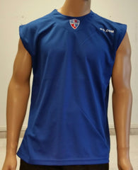 Royal Blue Sleeveless