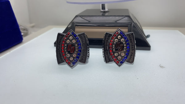 2020 National All-American Championship Ring