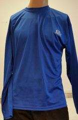 Skins Long Sleeve - Royal Blue