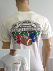 2007 O-D Bowl Throwback T-Shirt
