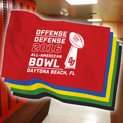 "2016 Bowl - 18"" Rally Towel"
