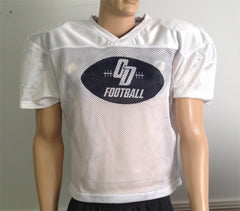 White Practice Jersey