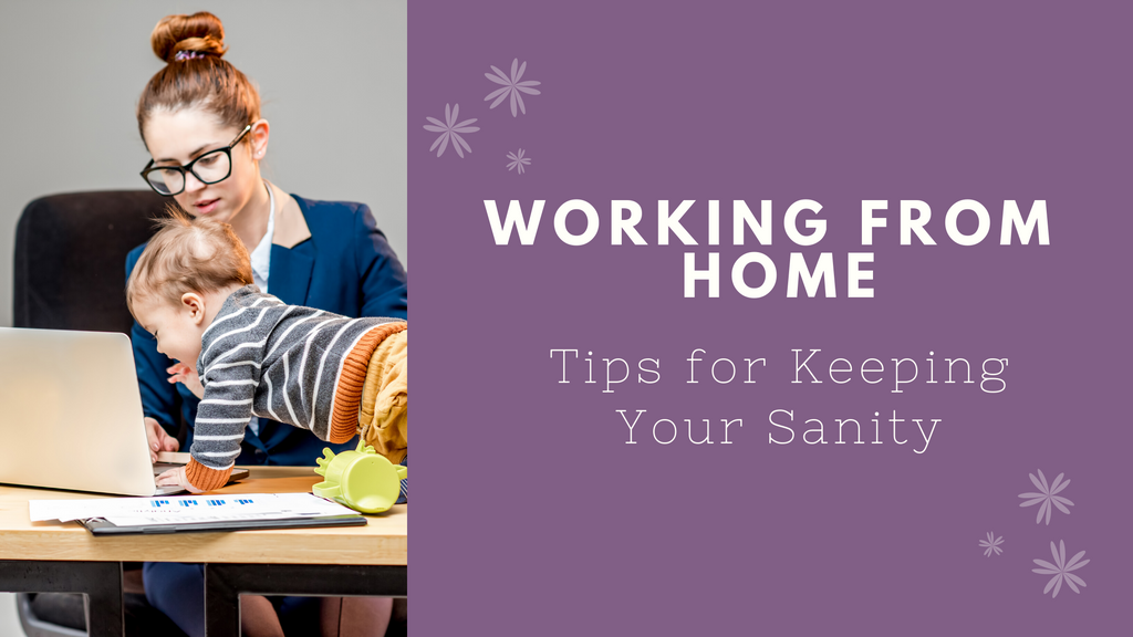 Workin' and Mommin' at home?