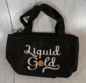 Liquid Gold Breastmilk Cooler Bag