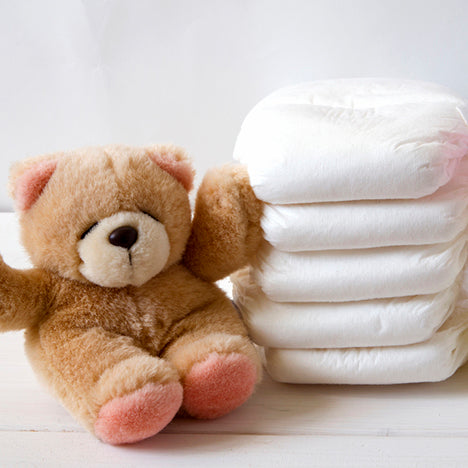 Bundle of Diapers