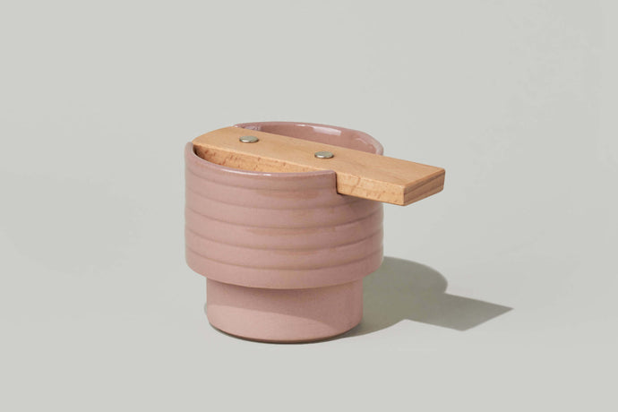 Sugar Container - Beech Lid