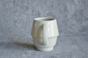 0102 - Interchangeable Mould Project - Semi-circle handled cup