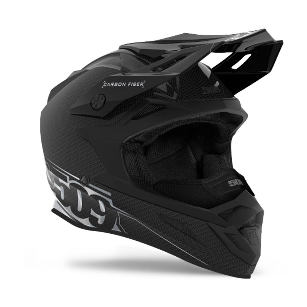 Altitude Carbon Fiber Helmet with Fidlock (2018)
