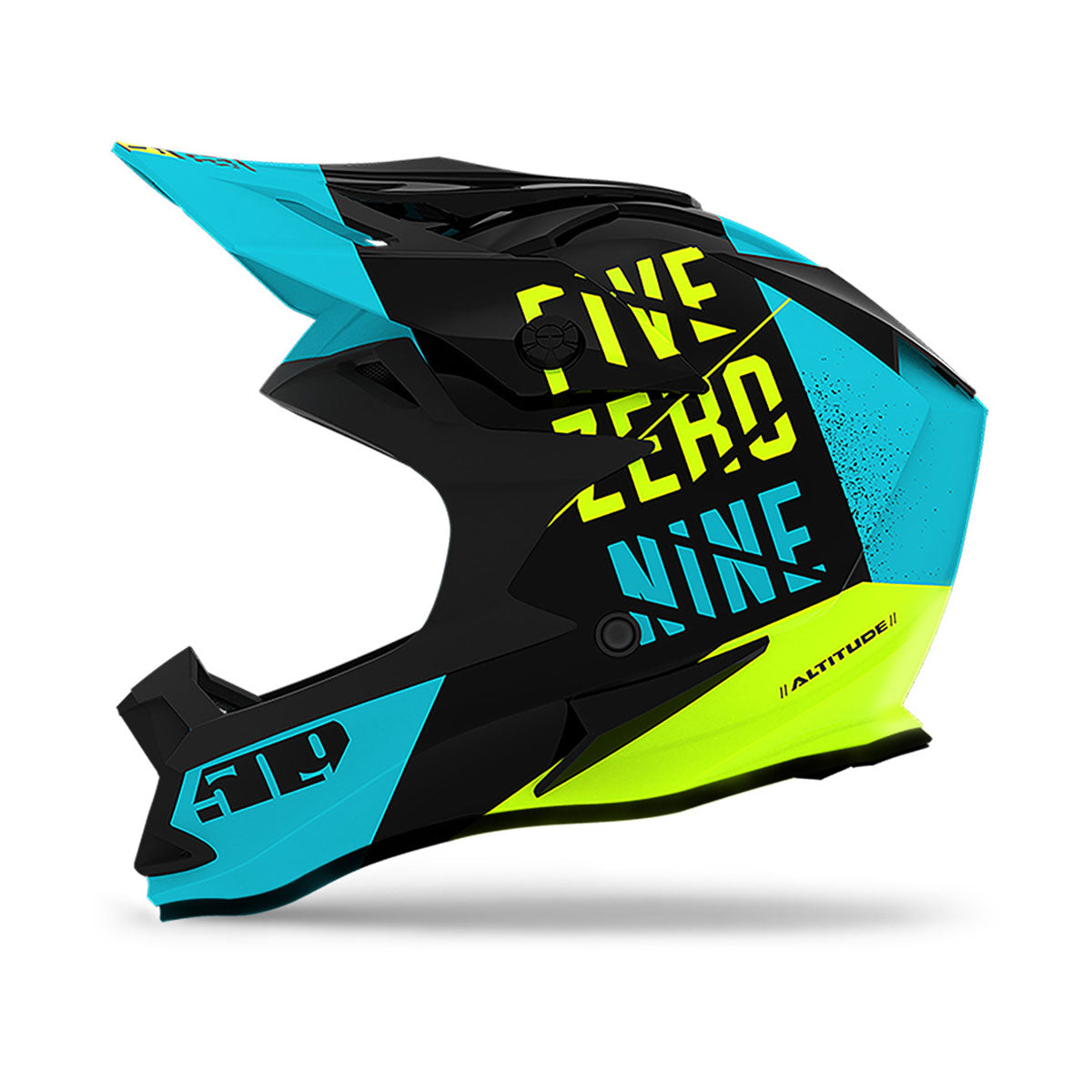 Altitude Offroad Helmet with MIPS