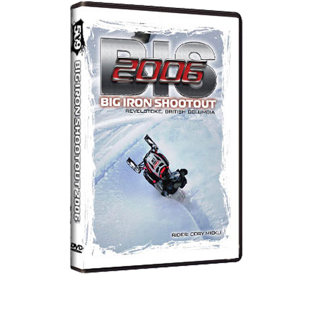 Big Iron Shootout DVD