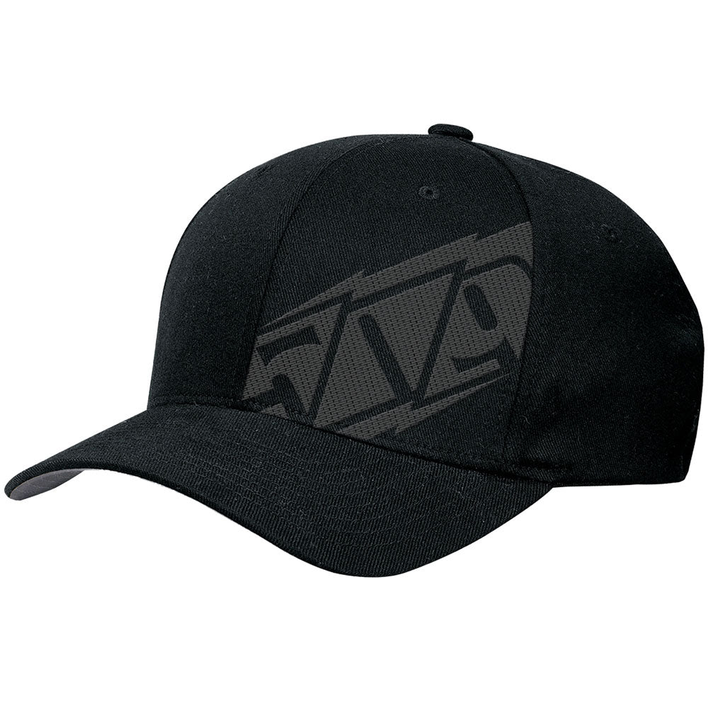 Bolts Curved Bill Snapback Hat