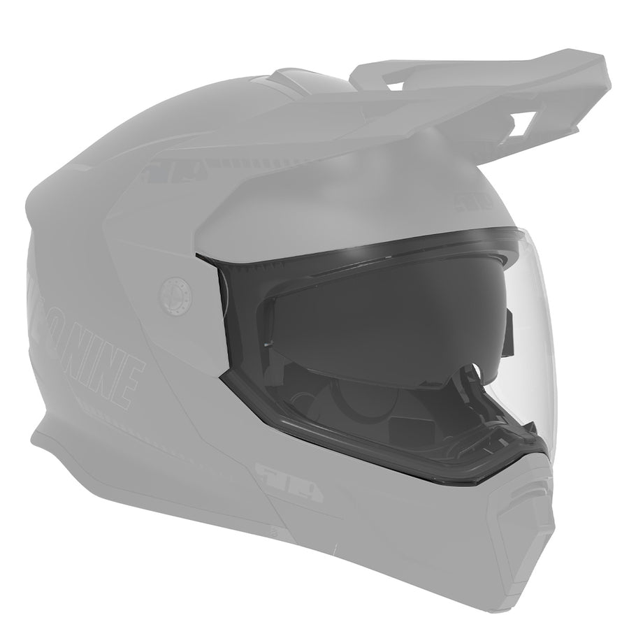 Dual Shield For Delta R4 Helmets