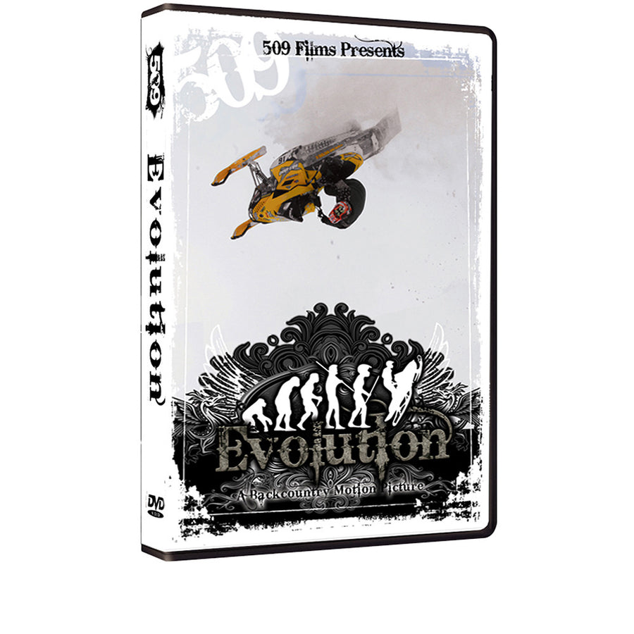 Evolution DVD
