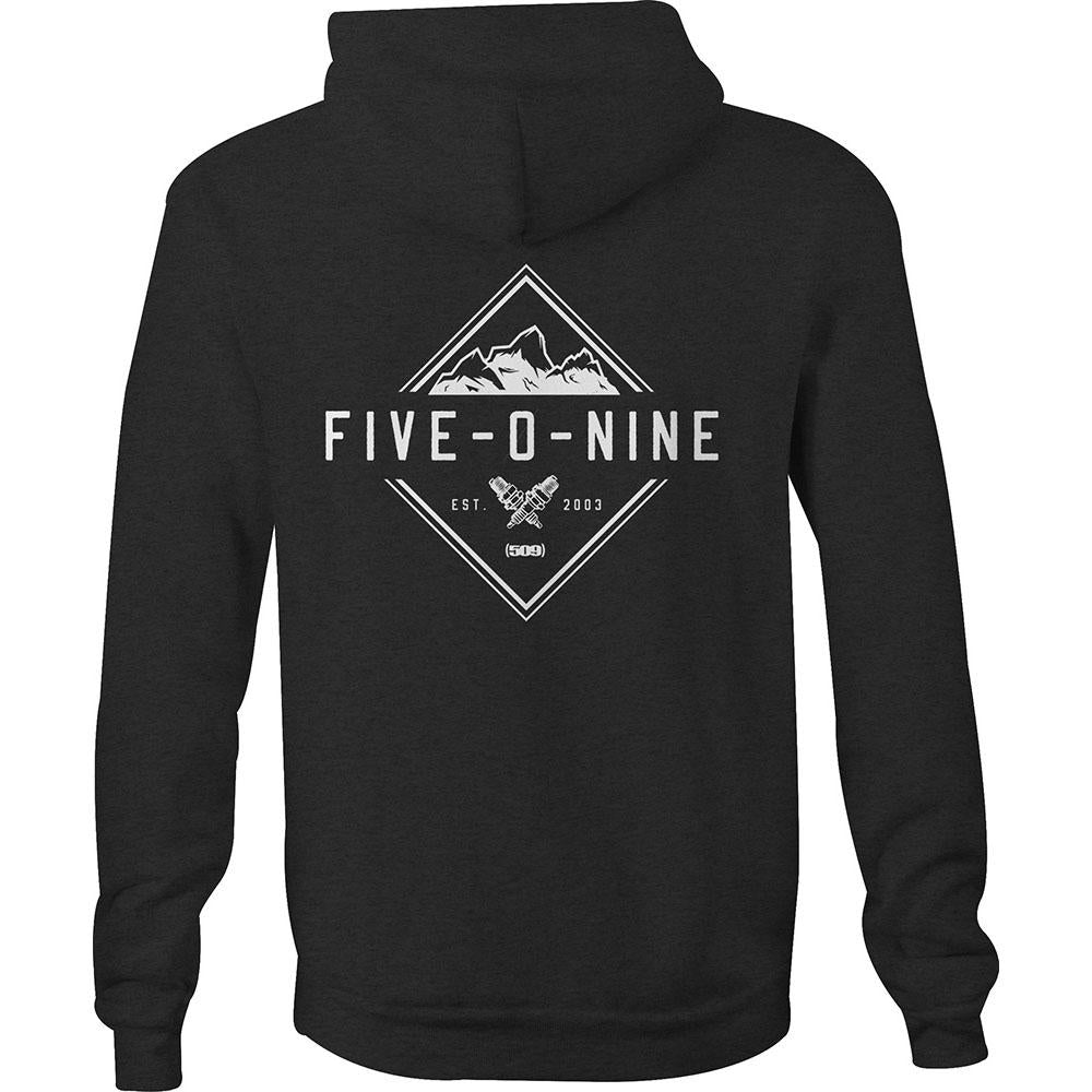 Five-0-Nine Zip Hoody (2018)