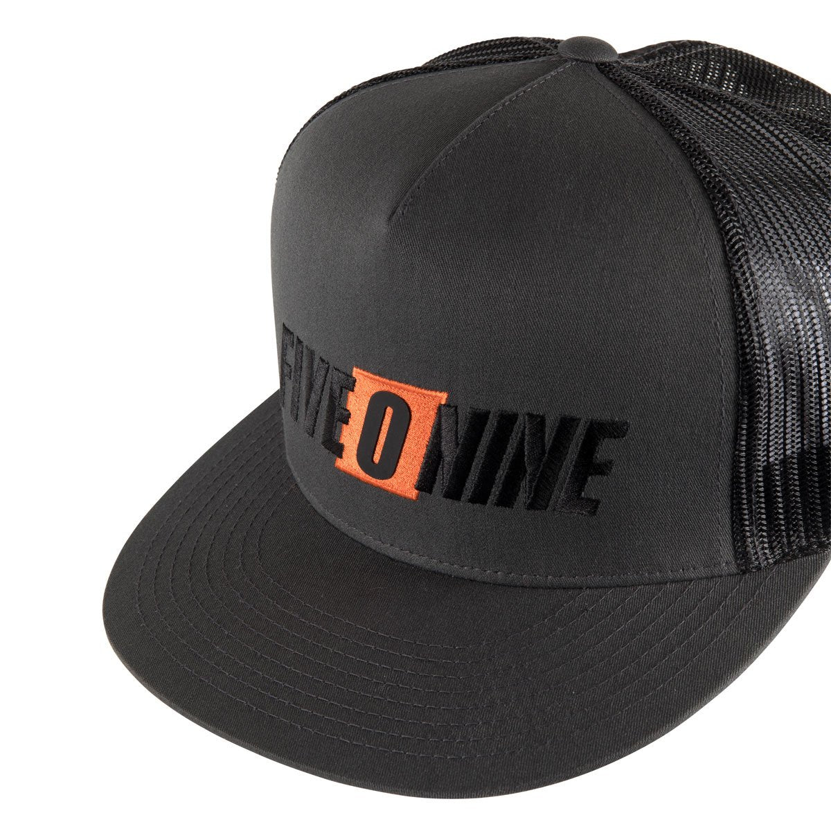 Five O Nine Flat Billed Trucker Hat