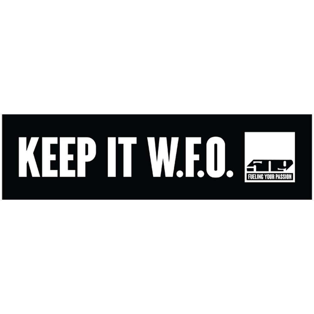 Keep it WFO Bumper Sticker