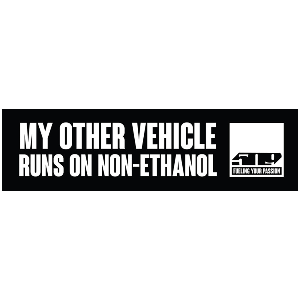 Other Vehicle Bumper Sticker
