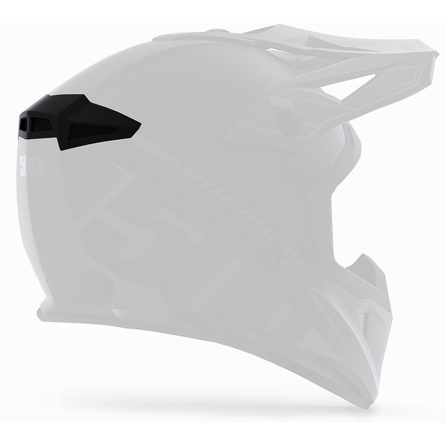 Rear Vent Cover for Tactical Helmets