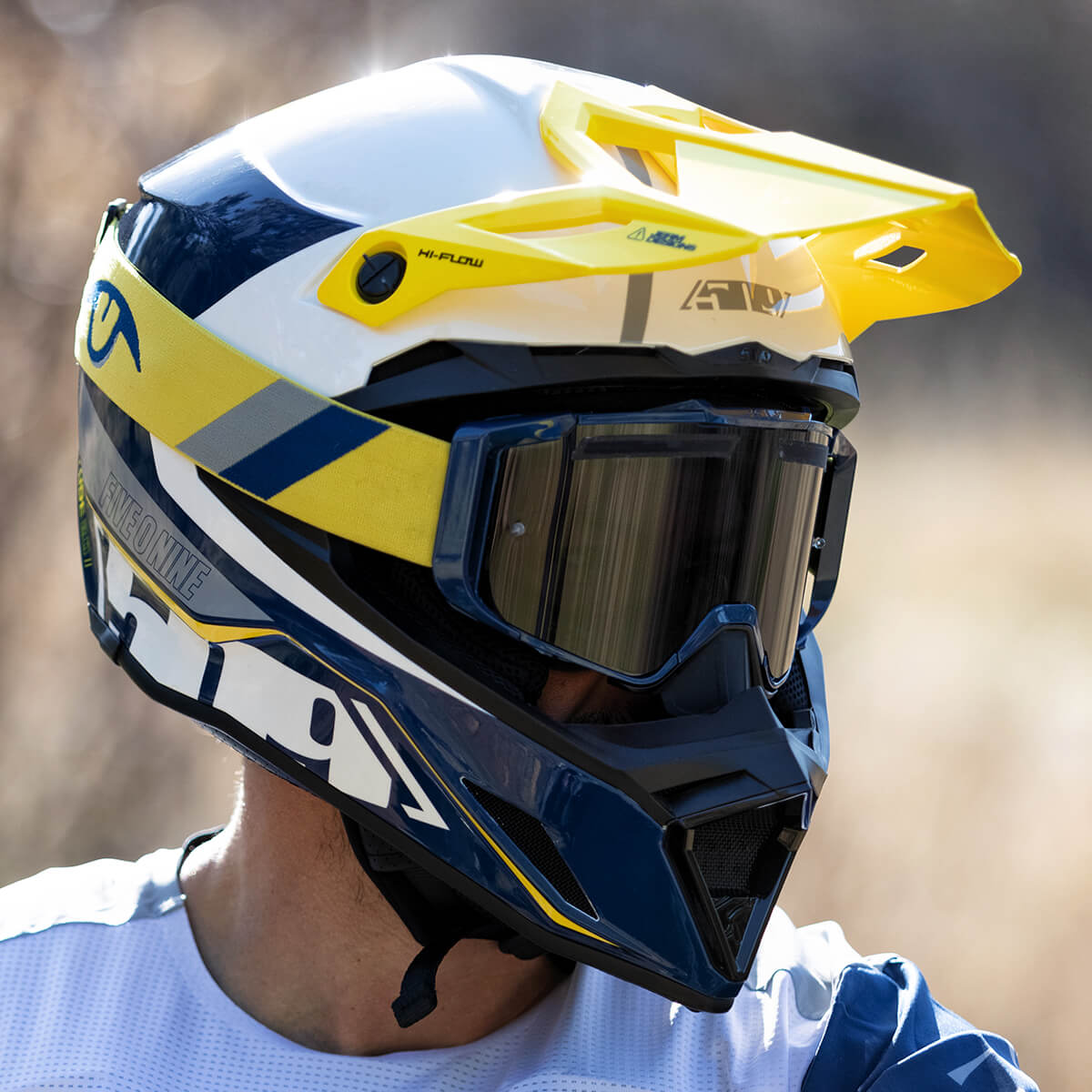 Sinister MX6 Fuzion Flow Goggle