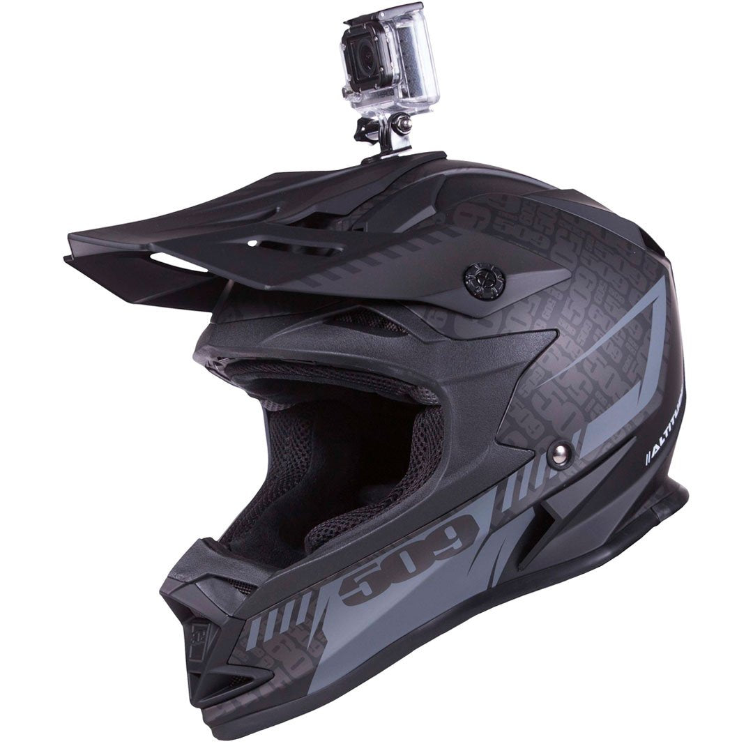 Universal Helmet Camera Mount