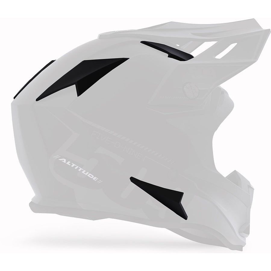 Vent Cover Kit for Altitude Helmets