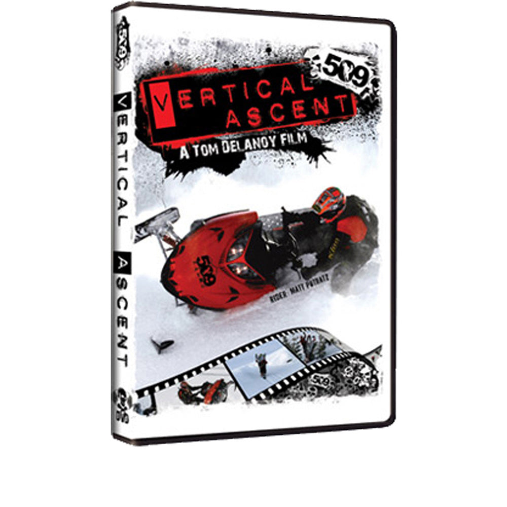 Vertical Ascent DVD
