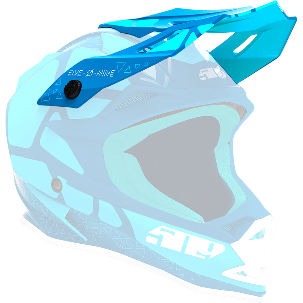 Visor for Altitude Offroad Helmets