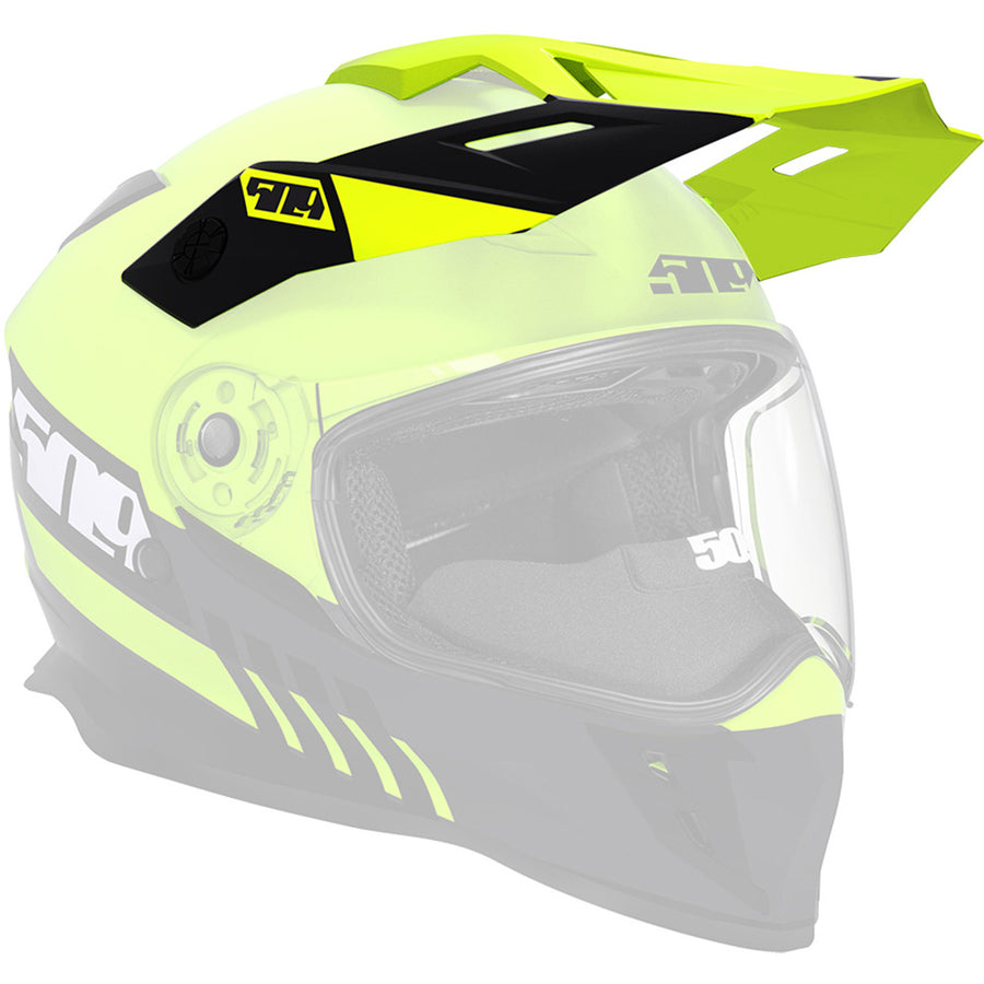 Visor for Delta R3 Helmets