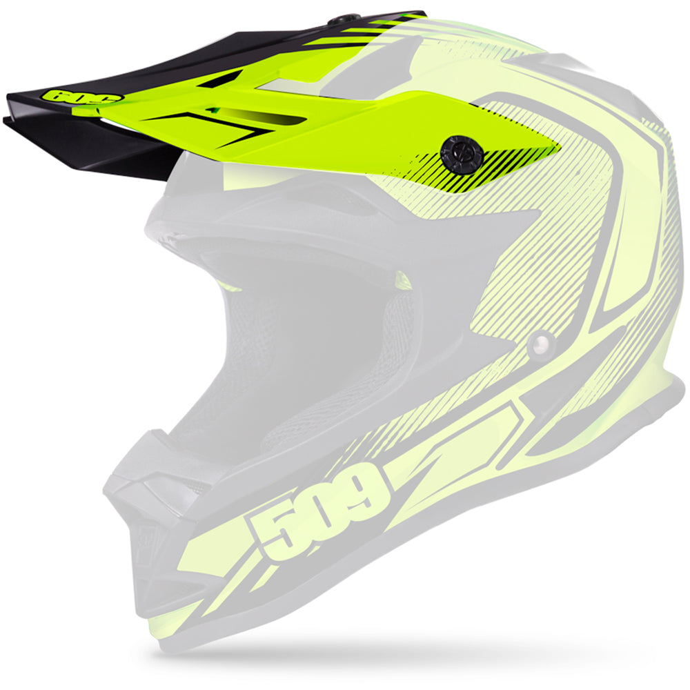 Visor for Altitude Helmets
