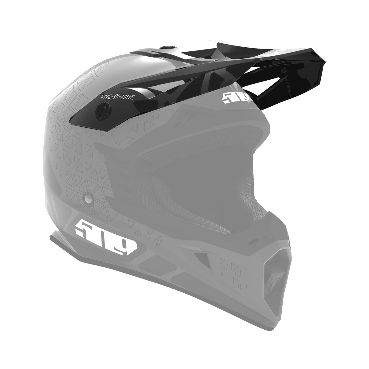 Visor for Tactical Offroad Helmets