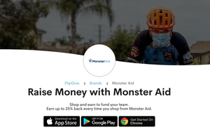 Fundraise with MonsterAid