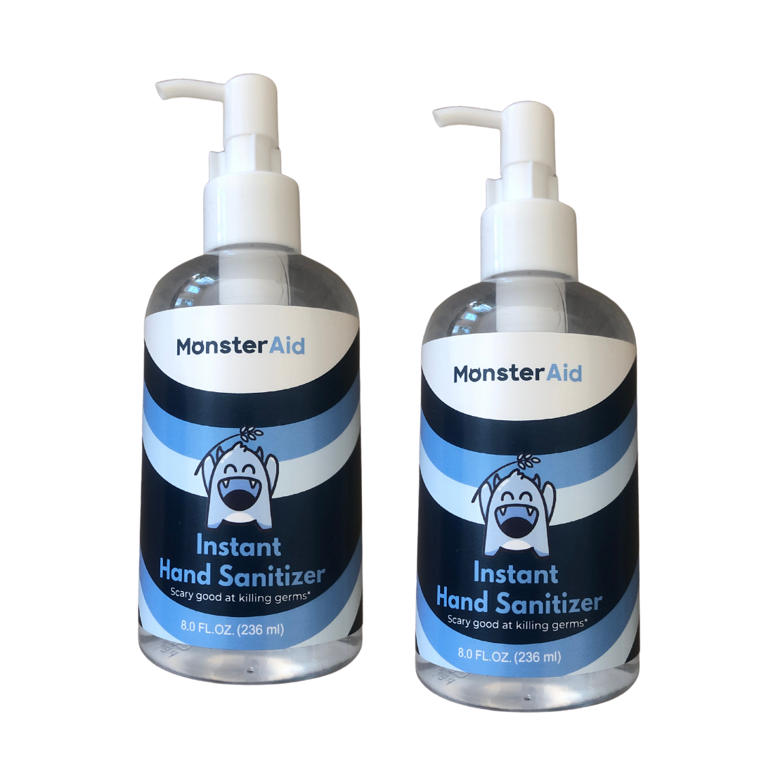 Hand Sanitizer 8 fl oz - 2 Pack