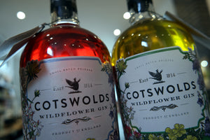 Cotswolds No. 1 Wildflower Gin 41,7%
