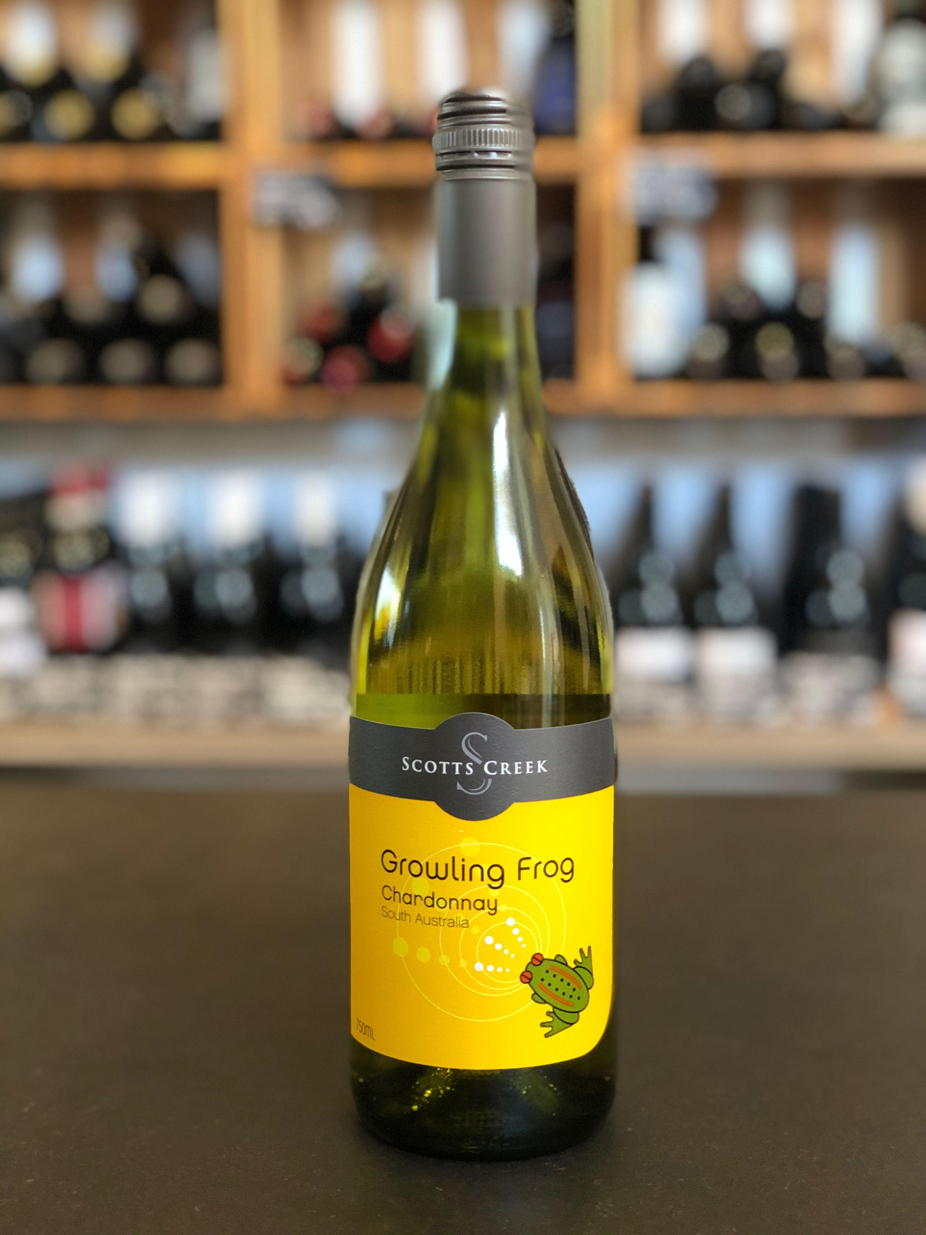 Scotts Creek Vineyards, Growling Frog, Chardonnay, 2018 - cooks&wines GmbH