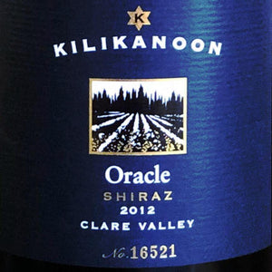Oracle Shiraz 2012 - cooks&wines GmbH