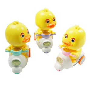 Duck Motorcycle Toy - 2 Pcs