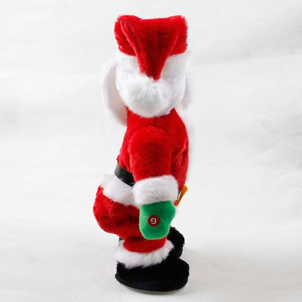 CHRISTMAS 50% OFF - Super Funny Dancing Santa Toy