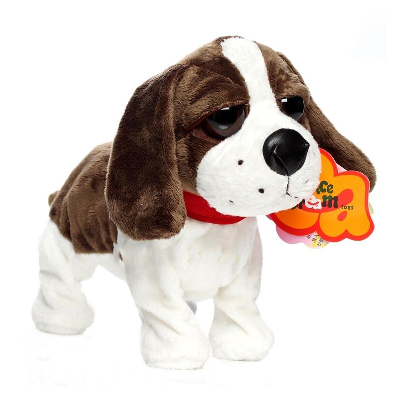 Dog Robot Teddy Sound Control