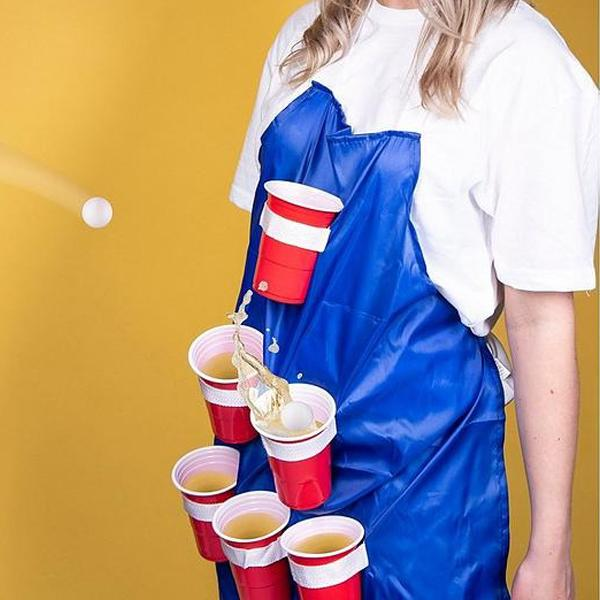 Beer Pong Apron