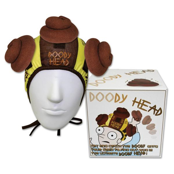 Doody Head Poop Flinging Game