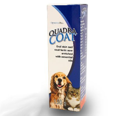 Quadracoat Syrup for Cats and Dogs 150g