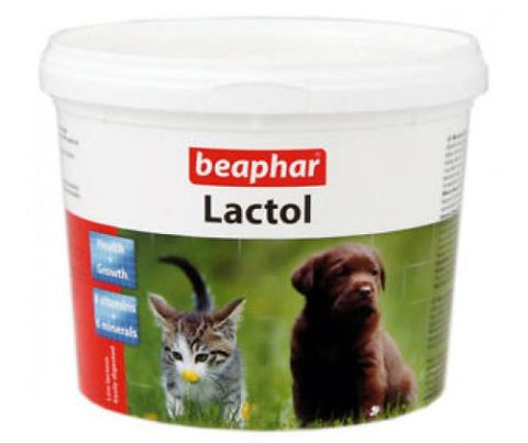 Beaphar Sherley's Lactol Powder Milk Replacement 250g