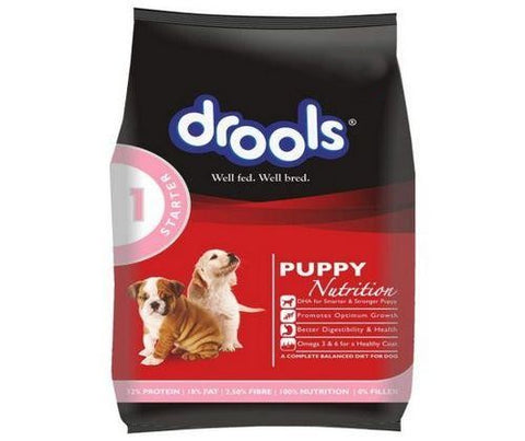 Drools Dog Food Starter 10Kg - Mother and Puppy (Large Breed)