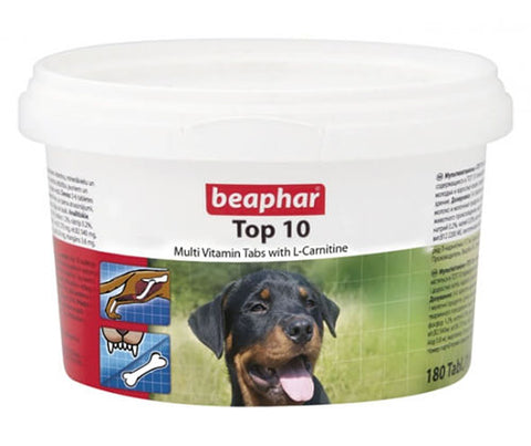 Beaphar Top 10 - Dog 180Tab